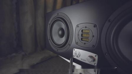 【中字】eve audio 消声室介绍及消隐技术讲解