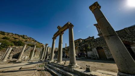 土耳其之旅 第十二站 以弗所古城