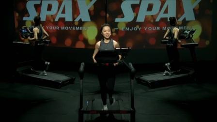 听着音乐跑起来,循序渐进感受汗水的流淌 SPAX健身 132
