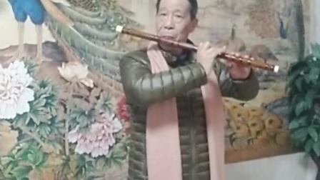 陈启明笛子独奏三五七