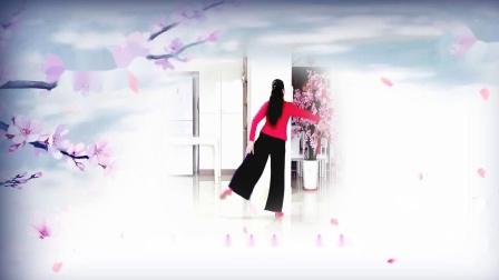 伊人红妆〖背面〗古典舞 曾惠林舞蹈系列