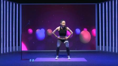 轻松抬腿+手臂货活动练习 SPAX健身 135