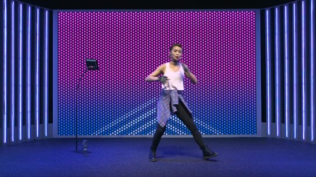 yoyo韩风舞蹈+歌曲欣赏第三首 SPAX健身 136