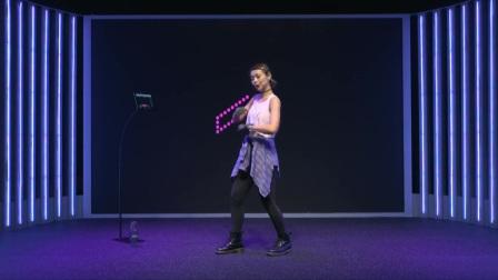 yoyo韩风舞蹈+歌曲欣赏第六首 SPAX健身 136