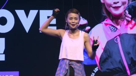 4月11日18点场:yoyo老师教你随歌曲开启韩风辣舞 SPAX健身 136