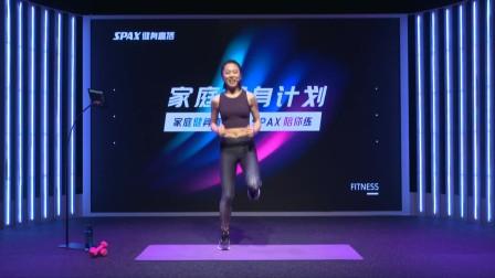 小幅抬腿也能给你大能量 SPAX健身 137