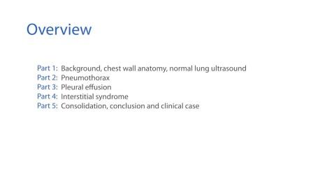 肺部超声系列-简介