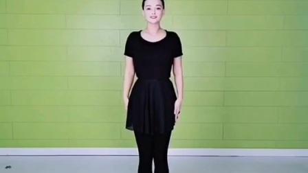 北京舞蹈学院考级六级女双手位动作讲解