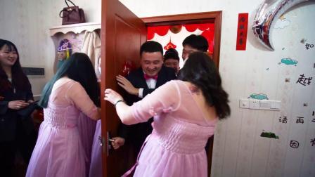 天悦国际婚礼丨7号工厂电影丨2020.4.13 Deng+Li 婚礼丨席前回放