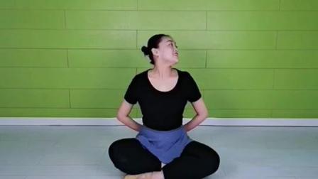 北京舞蹈学院考级七级横移转腰节奏版
