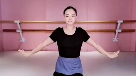 北京舞蹈学院中国舞考级一级:手臂动作讲解