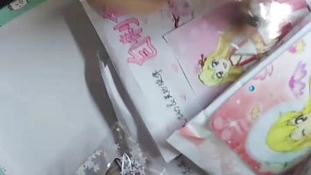 【呆】妹子的囤货发货part  偶像活动自制食玩手作lolita蝴蝶结福袋