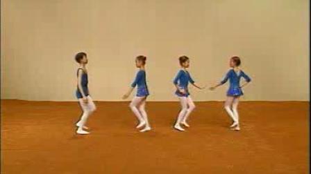 北舞五级 20藏族舞