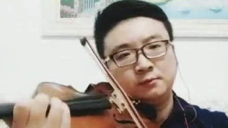 《时间都去哪儿了》小提琴曲