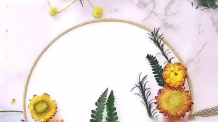 DIY团扇制作教程