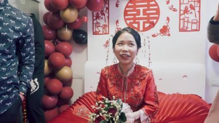 施锋彬 杨锦玲 2020.4.21婚礼全程