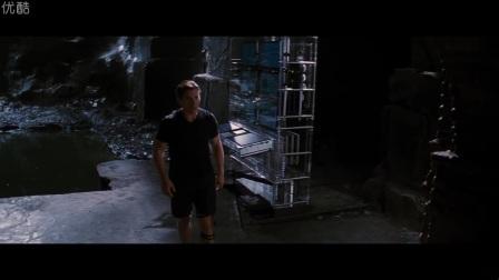 我在蝙蝠侠:黑暗骑士崛起截取了一段小视频