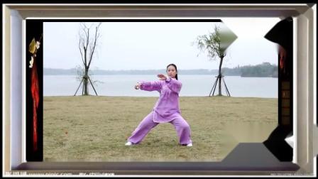武敏陈式18式太极拳(重配乐--古筝太极)