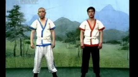 中国式摔跤教程6(攻防实战下)李宝如