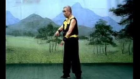 中国式摔跤教程2(徒手基本功)李宝如