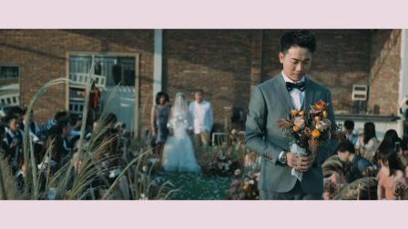 【粤语户外婚礼-晴朗】--《谈一场永不分手的恋爱》