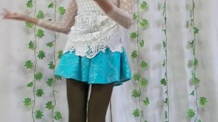 阿文樂樂广场舞、竖屏《久醉红尘情难了》清清婉儿演唱