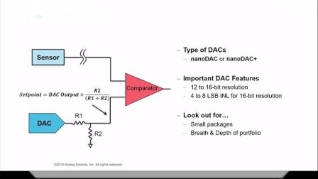 精密DAC第6课:偏置生成应用
