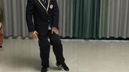 少年太极拳健身