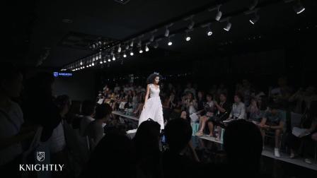 KNIGHTLY奈特丽婚纱品牌2020SS时尚新品走秀视频