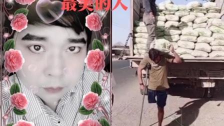 著名诗人张晓虎视频:人世间