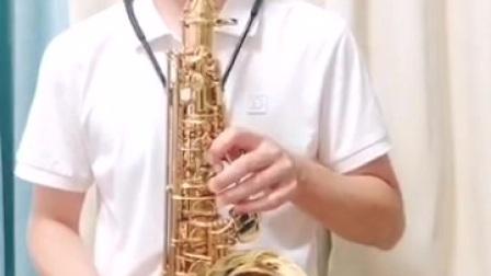 萨克斯演奏在水一方曲谱伴奏索取,请关注我。