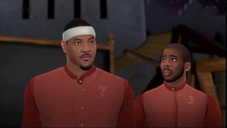 NBA版权游第六季04集:魔球与甜瓜孰是孰非?