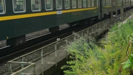 【2020.5.2沪昆线双水站拍车】成局贵段SS3 5249牵引5645次(贵阳-昭通)