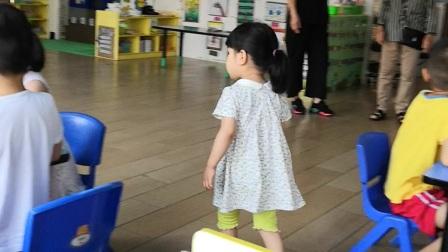幼儿园放学