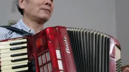 瑶族舞曲   演奏   胡进忠  (姜杰《手风琴初、中级教程》第48课)