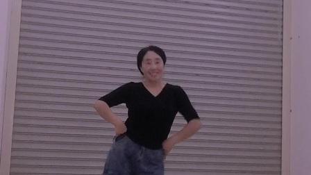 会昌麻州广场舞(我最)