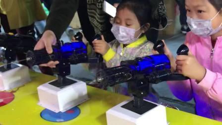 气球水枪 儿童游乐设备