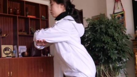 序号3 郑潘瑛201720026 篮球训练5