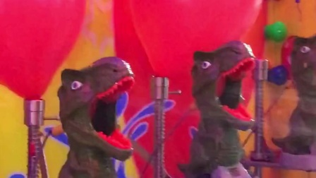 气球水枪 游乐设备