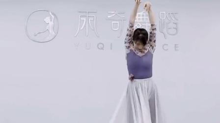 周雨奇#原创编舞《恰好》美得没谁了