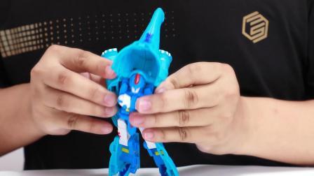 心奇暴龙战车2-经典款腕龙玩法