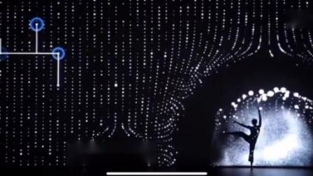 活动Pro-人屏互动舞蹈 科技类舞蹈 现代感舞蹈 年会开场舞 晚宴开场舞 舞蹈《极魅之光》
