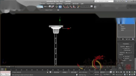 【筑龙时代】天津室内设计培训_3DMAX修改工具-07