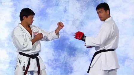 中文字幕 町田龙太 MMA中的空手道教学 (一) 移动和基本技术