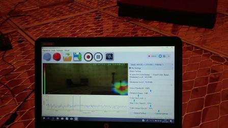 产品演示~声学可视化系统 SC-AC0430-RION