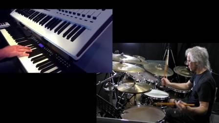 【狼的音乐站】Dave Weckl & Steve Weingart - 'In 5'