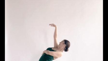 舞者拍摄杨文卿老师拍摄花絮