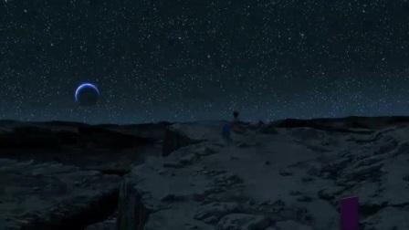 我在哆啦A梦:大雄的月球探险记截了一段小视频