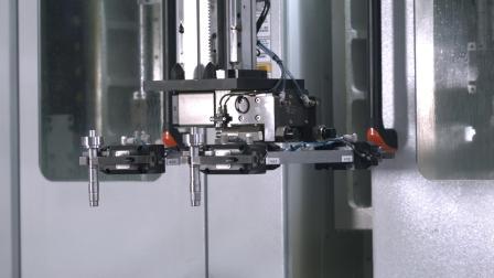 力成专机  四工位深孔钻VSMGD0445F(太阳轮轴案例).mp4