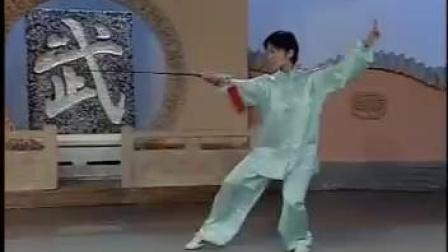 刘志华32式太极剑慢动作